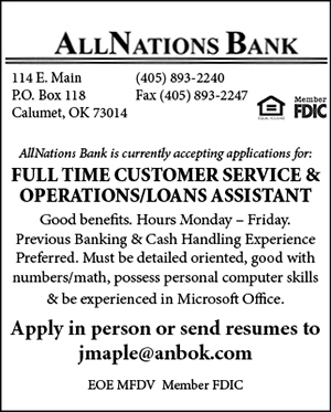 All Nations Bank
