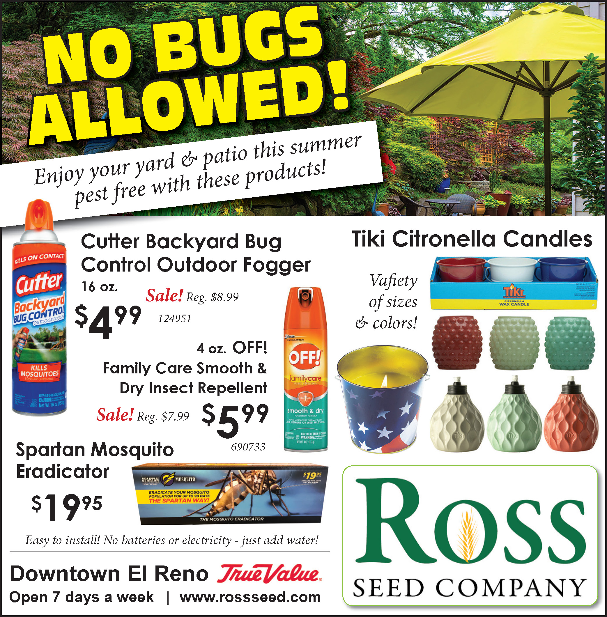 Ross Seed Co.