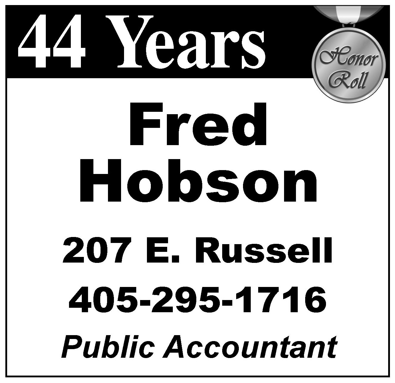 Fred Hobson