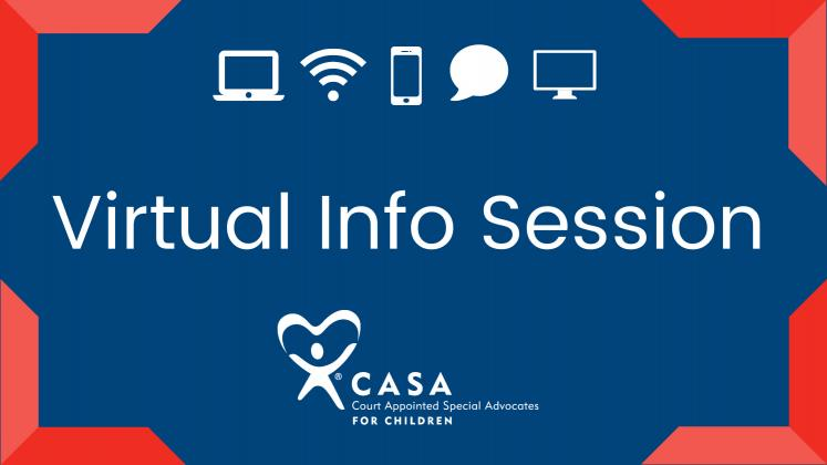 CASA Virtual Info Session