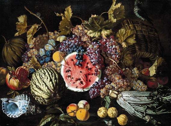 Giovan Battista Ruoppolo was a Neapolitan painter of still lifes