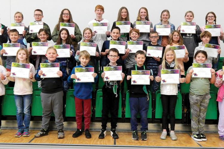 Maple School A Honor Roll_January 2021