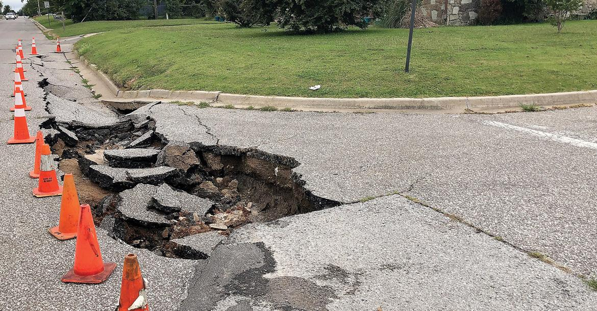 A section of Boynton Street collapsed recently_slideshow