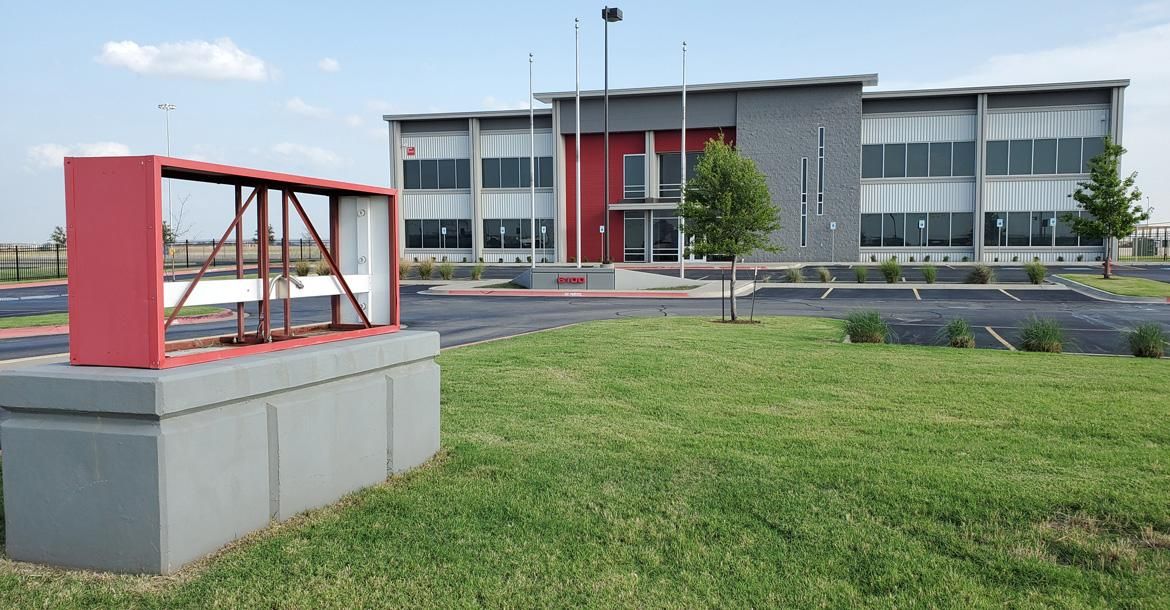 The former Halliburton property has been sold to an undisclosed buyer_slideshow